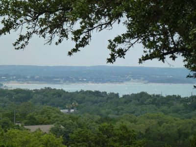 Photo for 12+ Acres, Kids/Swings/Dogs/Fenced/Large Decks/Lake View!