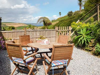 Photo for ROSE COTTAGE, pet friendly, with open fire in Hallsands, Ref 915585