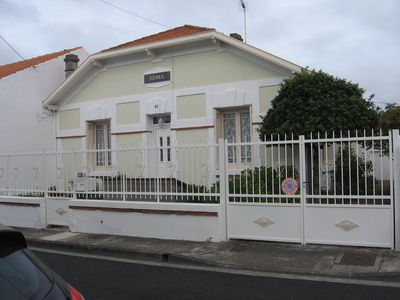 Photo for Townhouse 1930 very well located in Royan