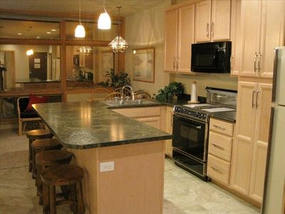 Photo for Newly Remodeled with Full Kitchen - Walk to Gondola Great View