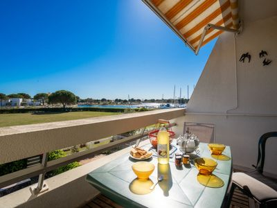 Photo for Apartment Isle Catherine in Port Camargue - 4 persons, 1 bedrooms
