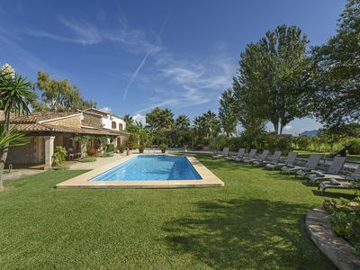 Photo for Can Barretas - Five Bedroom Villa, Sleeps 10