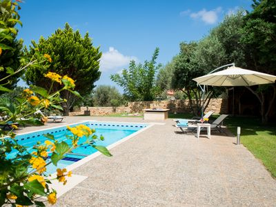 Photo for LAST MINUTE MAY Charming House with 1000 m2 garden, private pool and excellent view