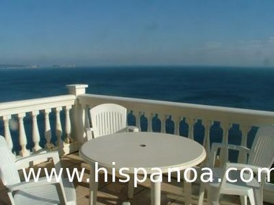 Photo for Rent a nice apartment Begur with magnificent sea views near the beach