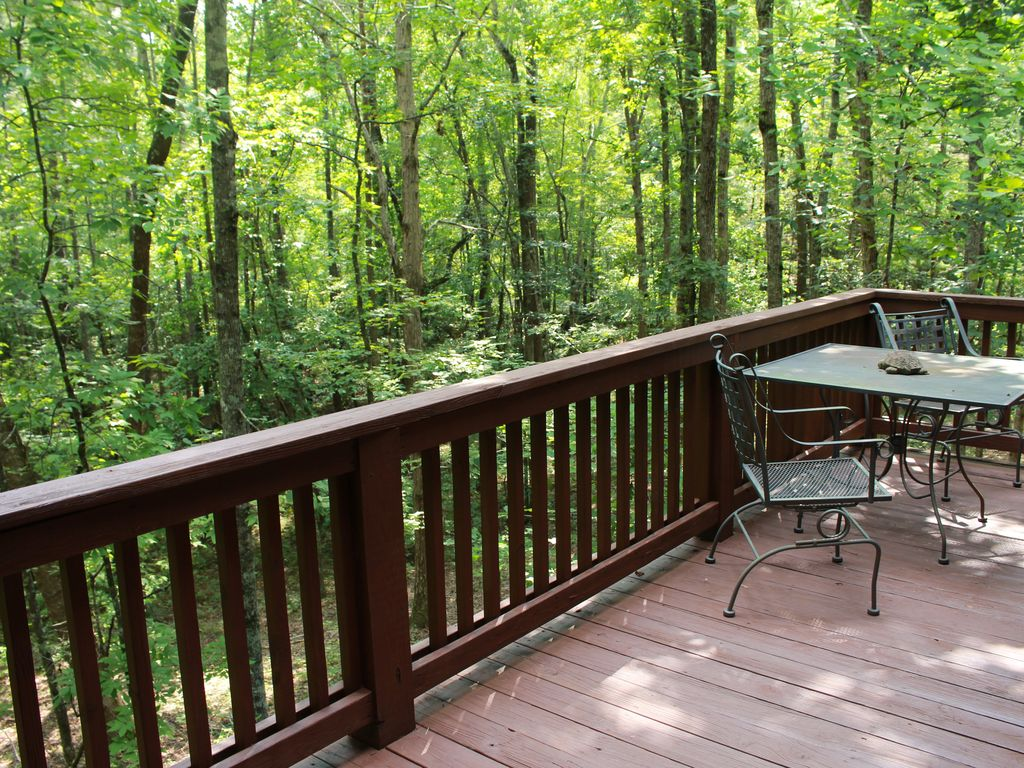 Property Image#15 Beautifully Furnished Cabin In Pine Mountain Near  Callaway Gardens And F.D.R.