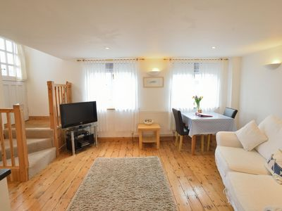 Photo for Driftwood, located in the oldest part of Padstow town. Off road free car parking