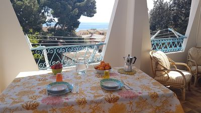 Photo for 1BR Apartment Vacation Rental in Cala Gonone