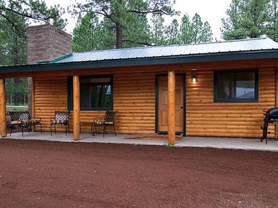 Photo for SUMMER IS COMMING, MAKE YOUR RESERVATION NOW, RIVERBEND CABIN # 102