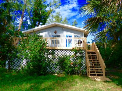 Photo for FALL SPECIAL!  Hammock Haven: Close to Beach and Bay! Paddle boards