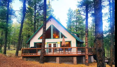 Grand Canyon, Flagstaff, Sedona Retreat on 2.5 Acres in Tall Pines