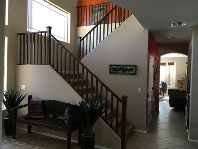 Relaxing  home, centrally located to a variety of activities in the Phoenix area
