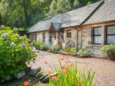 Photo for Superb, Luxury Holiday Cottage in Luss, Loch Lomond National Park