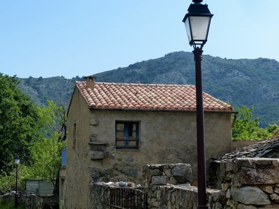 Photo for CHARMING HOUSE IN VILLAGE CORSE