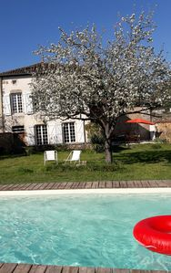 Photo for The house of the lavoir Charming house Charente-Dordogne
