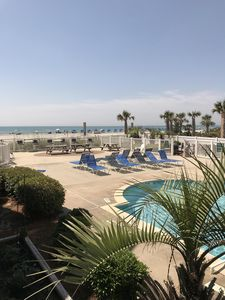 Photo for June Still available! Newly Renovated Ocean View Unit! Right on the Beach!