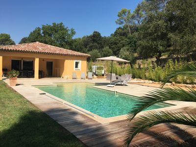 Photo for 4BR House Vacation Rental in Lorgues, Provence-Alpes-Côte-D'Azur