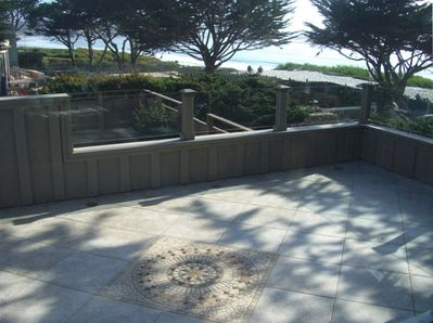 Panoramic views of the Carmel Beach & Pebble Beach from your Beachfront Deck.