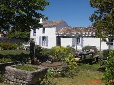 Photo for South-facing charming house on the island of Noirmoutier