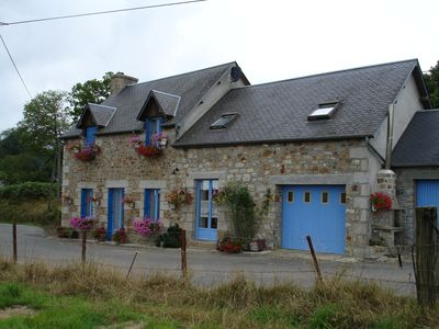 Photo for Four bedroon house Near Mortain in Normandy