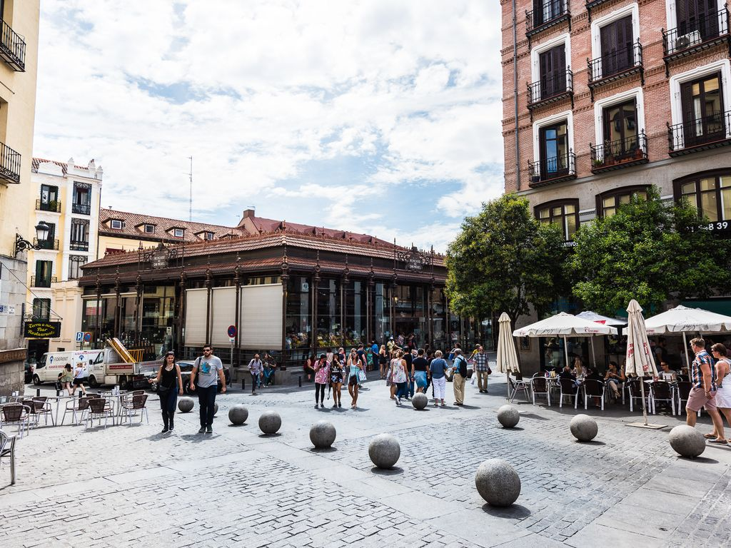 2 Bedroom Flat In Madrid Centre Next To Plaza Mayor Home