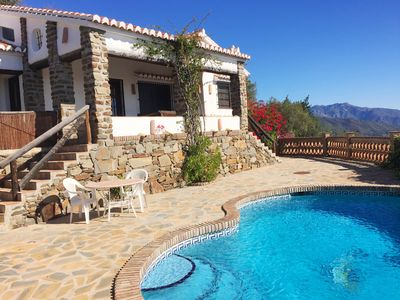 Photo for Finca Durillo with private pool for 6 people