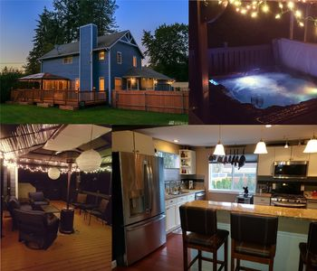 Photo for Private, Dog-Friendly with Hot Tub Nestled Between City and Mountain Escape