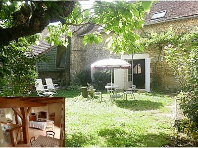 Photo for Pretty renovated farmhouse 110 sqm, 3 stars, near black Périgord Hautefort / Sarlat