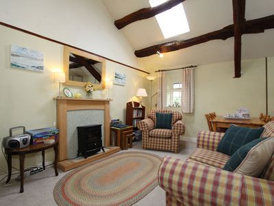 Photo for Y Stabal Sleeps 4 (2 Bedrooms one of which is is small and off the main bedroom)
