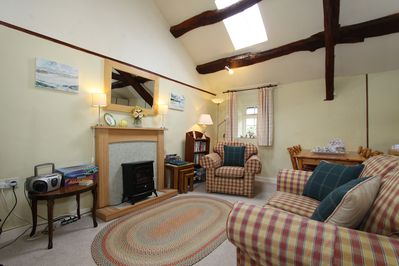 The cosiest Sitting Room