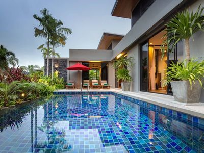 Photo for Contemporary Nai Harn / Rawai 3 Bed Villa