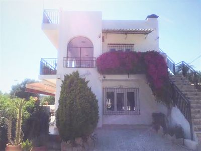 Photo for Luxury villa with private pool and Jacuzzi, stay for 2 to 15 people