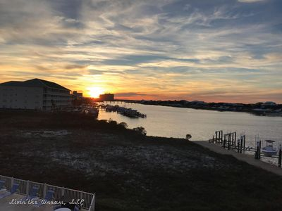Photo for Livin' the Dream Your Vacation Paradise, Bring your Boat. Jubilee Landing 307