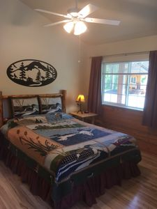 Photo for Deluxe suite within walking distance of downtown Talkeetna