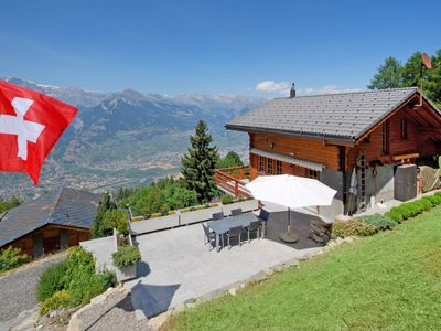 Photo for Vacation home Le Bouquetin in Nendaz - 6 persons, 3 bedrooms
