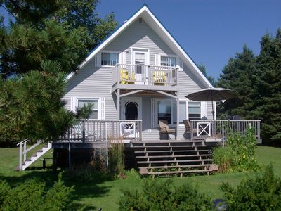 Photo for Tasefully renovated 3 bedroom South Shore Cottage