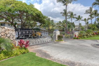 ENTRANCE to KAI LANI AT KO OLINA: Gated Community for your privacy and security