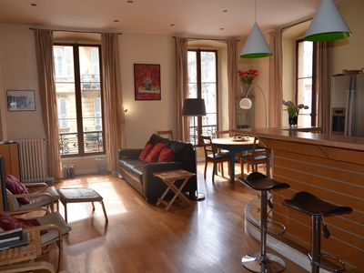 Photo for High quality, elegant and spacious central Nice apartment
