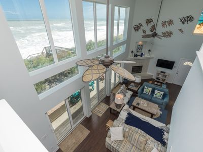 Photo for Welcome To Oceanfront Bliss!! Casa Tortuga, Newest OCEANFRONT Home Offering !