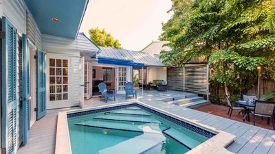 Photo for << COASTAL CABANA @ LOVE LANE >> Stunning Home Near Duval + LAST KEY SERVICES...
