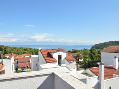 Photo for Sea view apartment Luciana 3