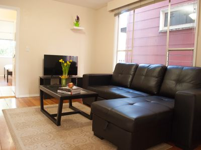 Photo for Charming 2BR in Kitsilano