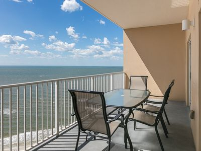 Photo for HAVE A BALL with Kaiser in Seawind #1903: 2 BR/2 BA Condo in Gulf Shores Sleeps 8