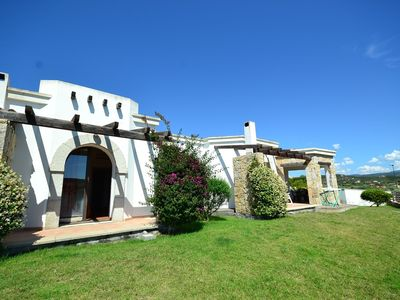 Photo for Very recently built complex with breathtaking views over the Gulf of Alghero