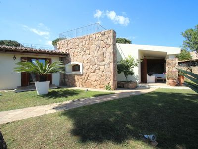 Photo for 4BR Villa Vacation Rental in Porto San Paolo, Sardinia