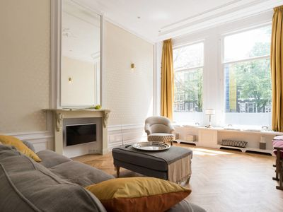 Photo for 2BR Apartment Vacation Rental in Amsterdam, Noord-Holland