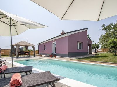 Photo for Beautiful new Villa with private pool near the sea perfect for relaxing vacation