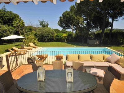 Photo for Superb 4 bedroom Villa in Ramatuelle (Q9670)