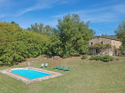 Photo for Villa Gualchiere - Holiday Villa in San Casciano dei Bagni, Tuscany