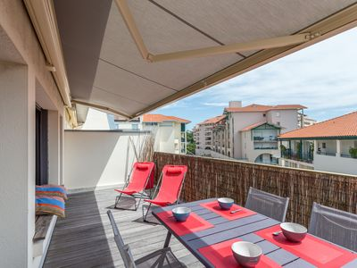 Photo for 1BR Apartment Vacation Rental in Biarritz, Aquitaine