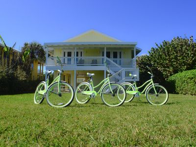 Photo for Direct Ocean Front, Island Beach Home, Completely Remodeled, Newly Furnished